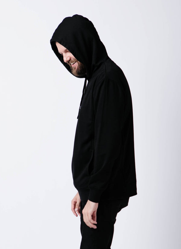 Dillon Embro Hood Black