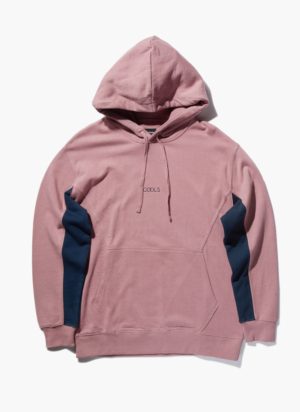 B.Quick Fleece Hood Rose