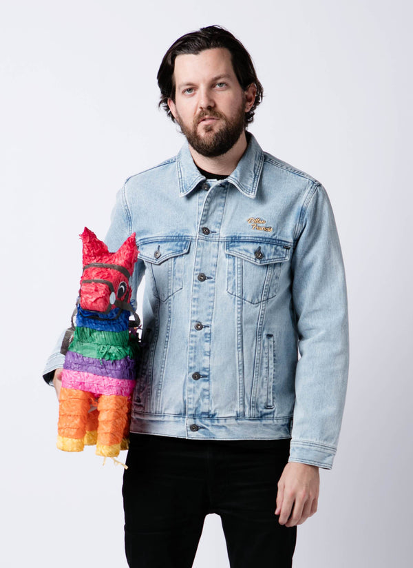 Gerald Embro Denim Jacket