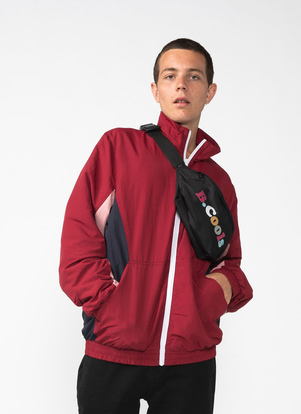 B.Quick Track Jacket Red Sport