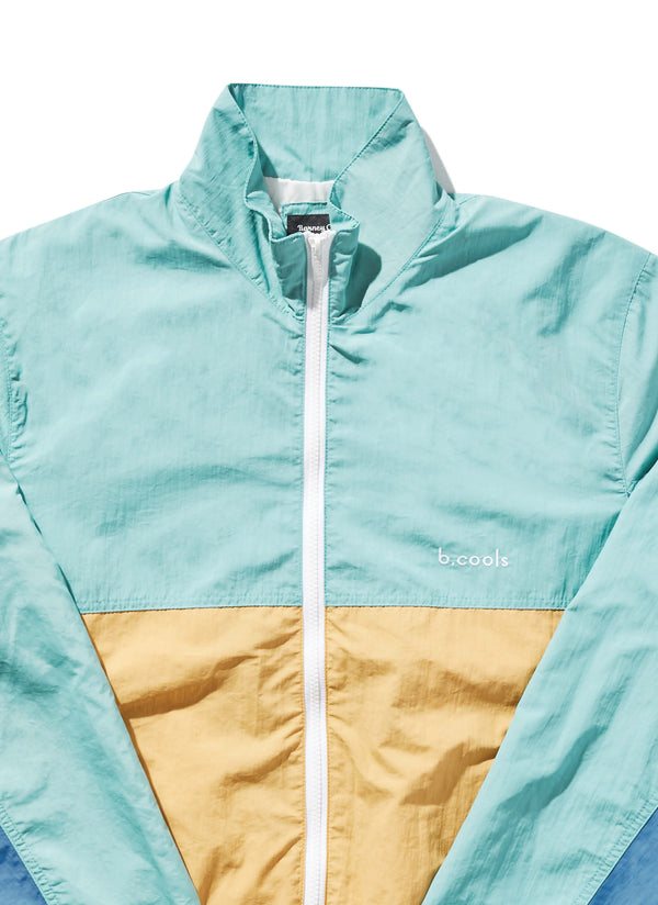 B.Quick Track Jacket Teal Sport