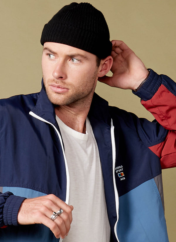 B.Quick Track Jacket Sport Navy