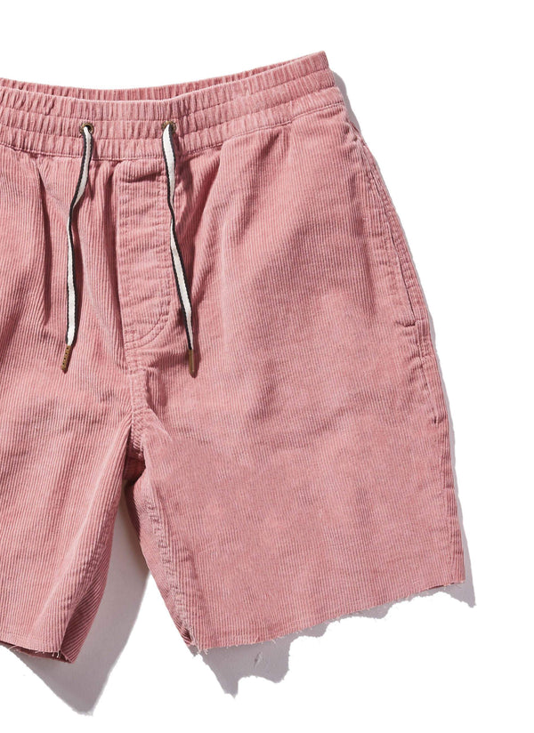 B.Relaxed Walk Short Rose Cord