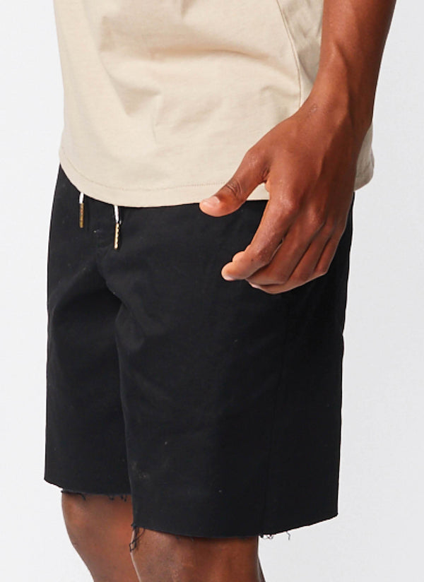 B.Relaxed Walk Short Black