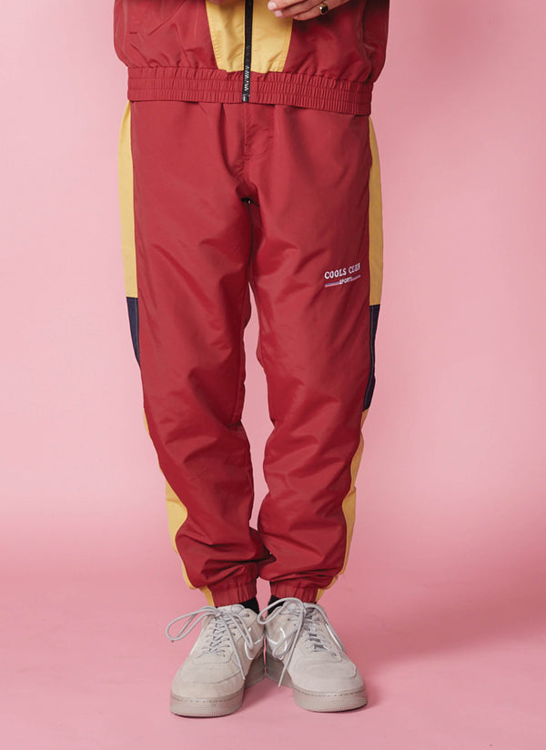 B.Quick Track Pant Red