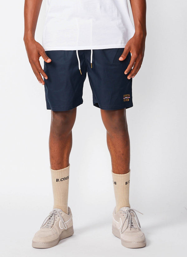 "Amphibious 17"" Short Navy"