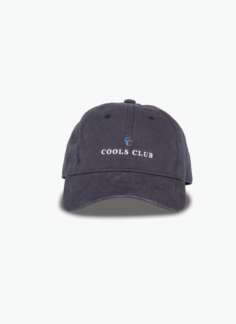 Cools Club Curve Brim Navy
