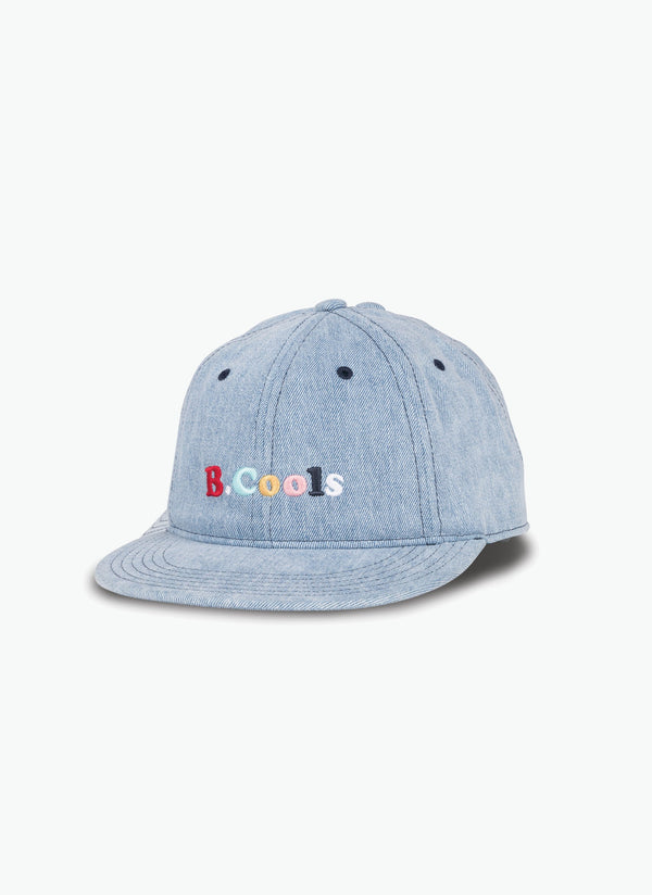 B.Cools Baseball 6-Panel Denim
