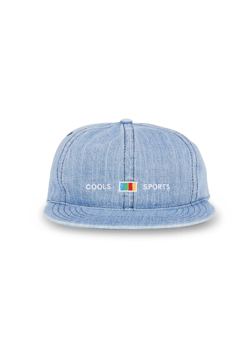 Cools Sports Baseball 6-Panel Denim