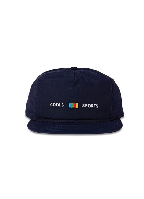Cools Sports Nylon 5-Panel Navy