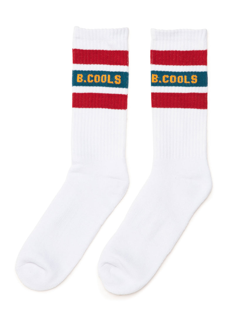 B.Cools Rugby Sock White