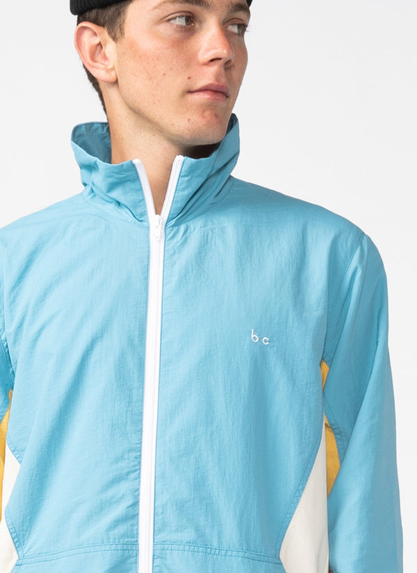B.Quick Track Jacket Blue Sport