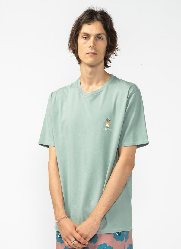 Cocktail Tee Teal