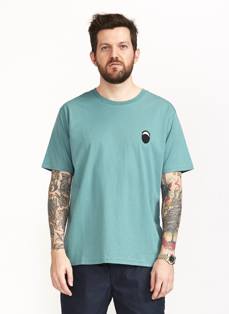 Eye Tee Washed Green