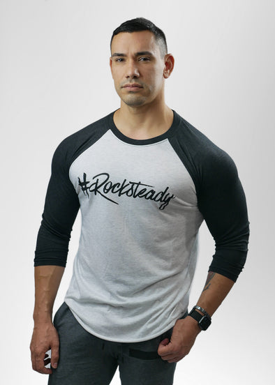 Rocksteady baseball tee