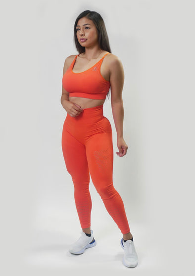 bgalvanized Legging and Bra Set