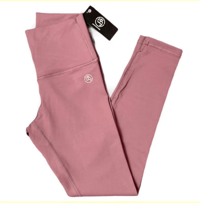 Dust Pink Long Leggings