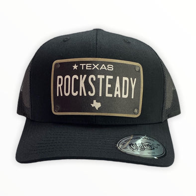 Trucker Cap Rocksteady Plate