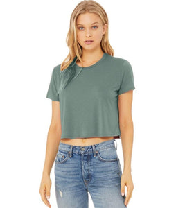 Twisted Dough Crop Tee
