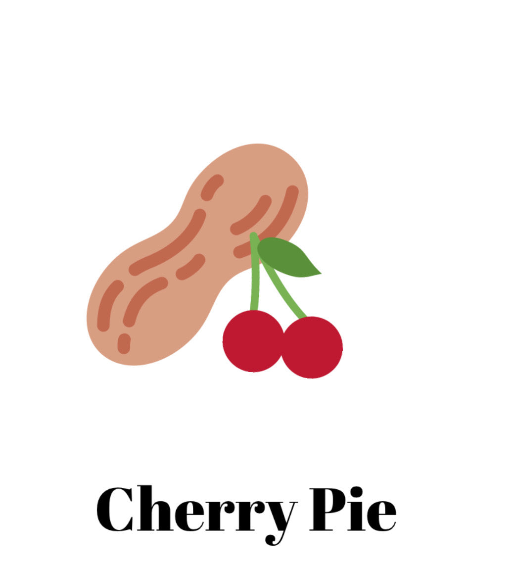 Cherry Pie Powdered Peanut Butter