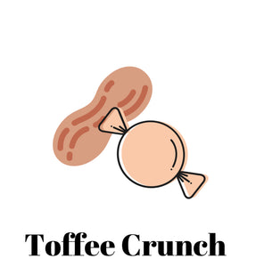 Toffee Crunch Powdered Peanut Butter