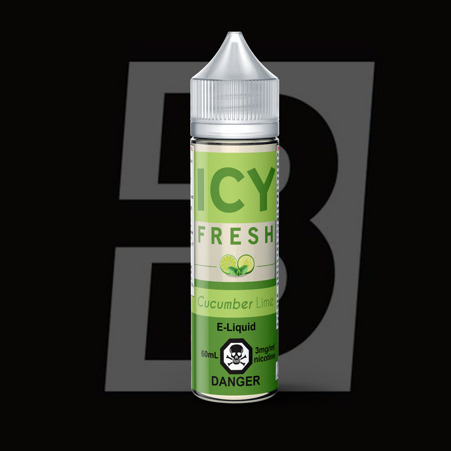 ICY FRESH - CUCUMBER LIME