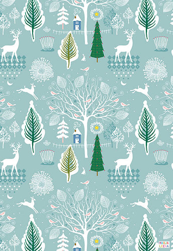 White Christmas (Wrapping Paper)