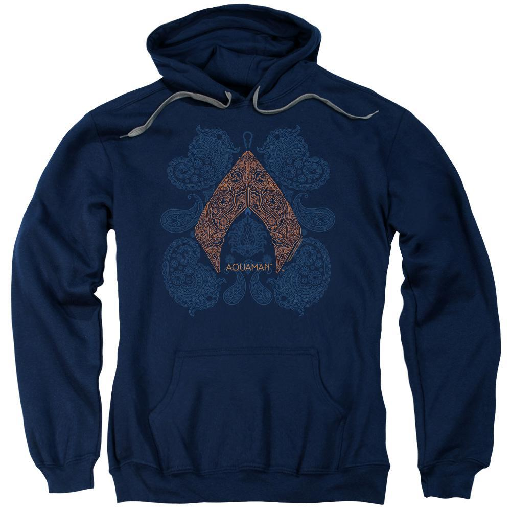 aquaman-movie-paisley-print-logo-hoodie-in-blue