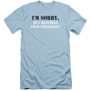 i'm-sorry-do-i-resemble-your-therapist-premium-canvas-brand-adult-t-shirt-in-light-blue