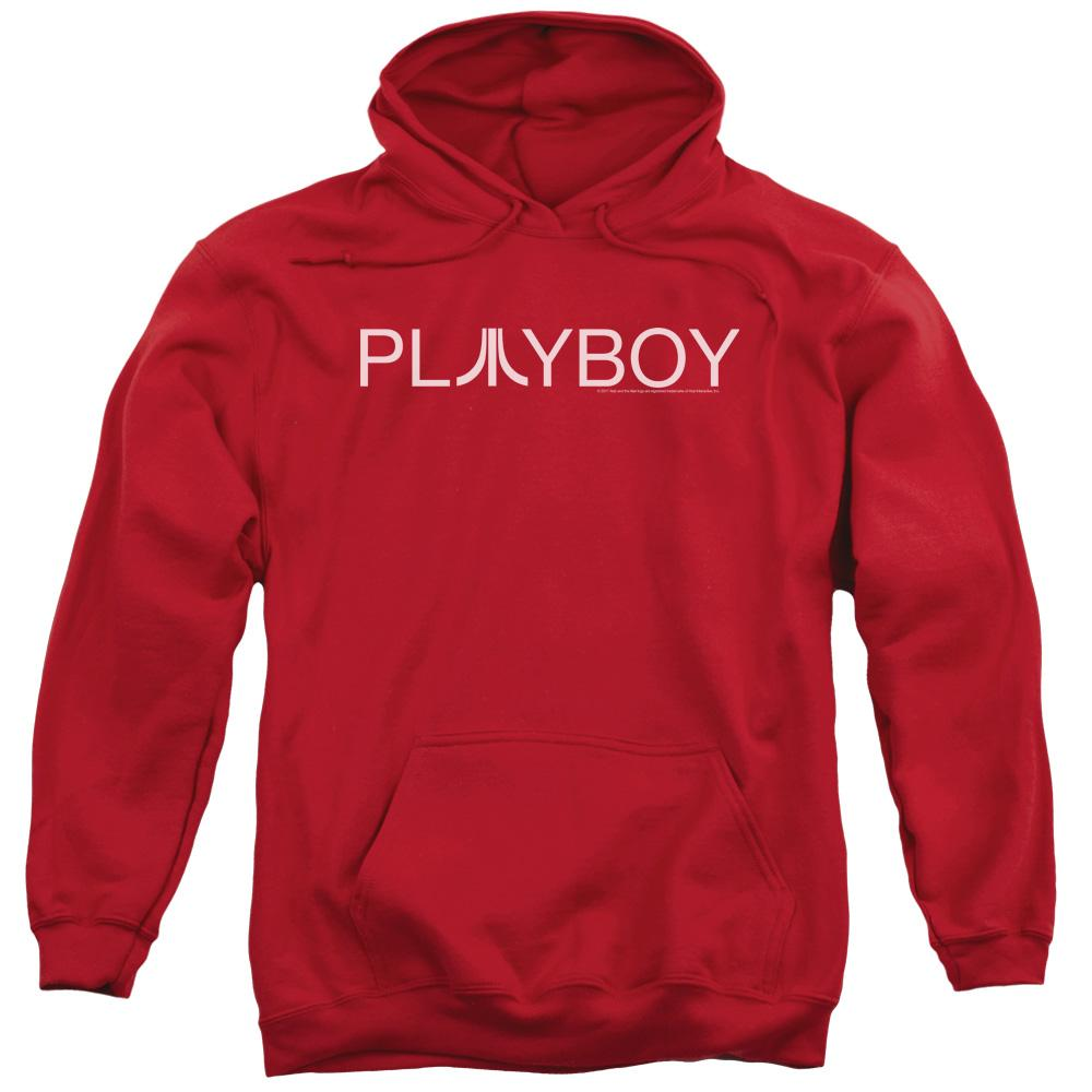 atari-logo-play-boy-adult-hoodie-in-red