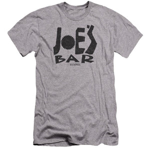 battlestar-galactica-joe's-bar-logo-premium-canvas-brand-t-shirt-in-gray
