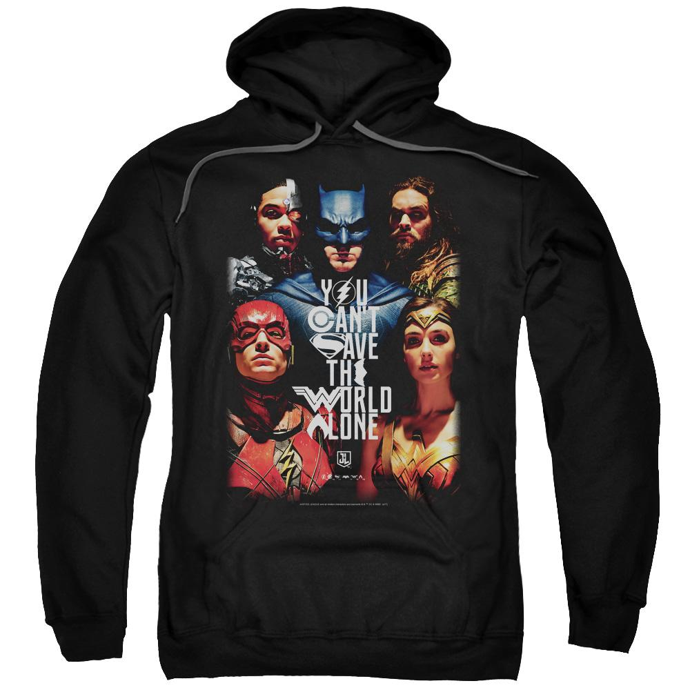 justice-league-movie-characters-wonder-woman-superman-aquaman-flash-and-cyborg-looking-bravely-into-the-camera-save-the-world-adult-hoodie