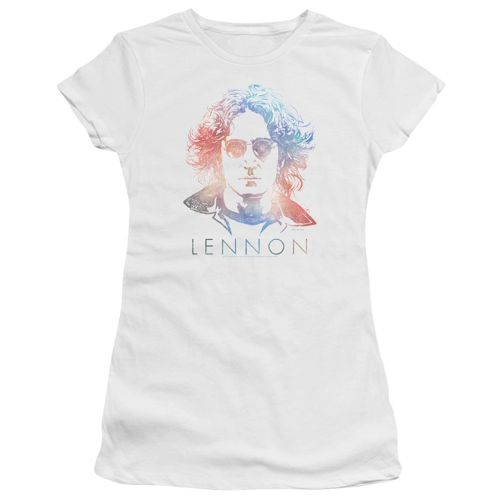 colorful-sketch-of-john-lennon-premium-bella-brand-t-shirt-in-white