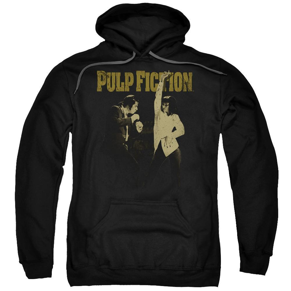 pulp-fiction-movie-uma-thurman-john-travolta-i-wanna-dance-scene-hoodie-in-black