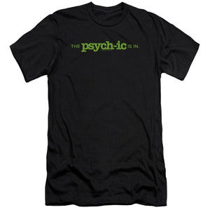 psych-tv-show-premium-canvas-brand-adult-t-shirt-in-black-says-the-psychic-is-in