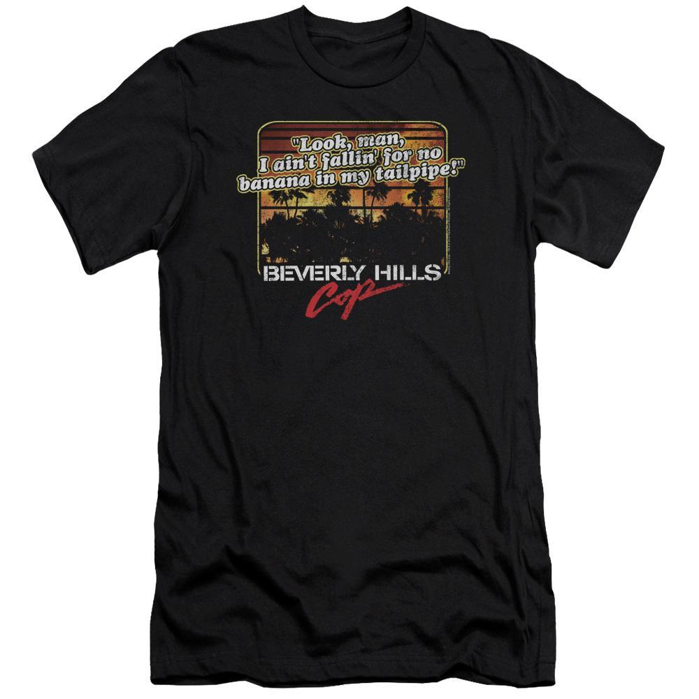 beverly-hills-cop-quote-look-man-i-ain't-falling-for-no-banana-in-my-tailpipe-premium-canvas-brand-t-shirt-in-black