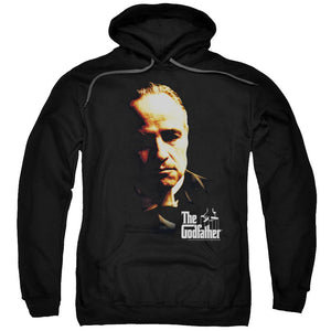 don-vito-the-godfather-portrait-adult-hoodie-in-black
