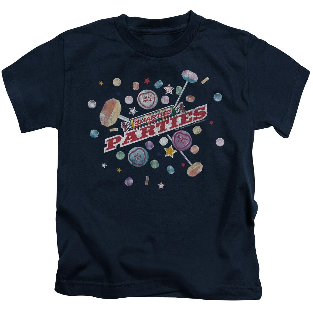 smarties-candies-candy-burst-party-kids-t-shirt-in-black