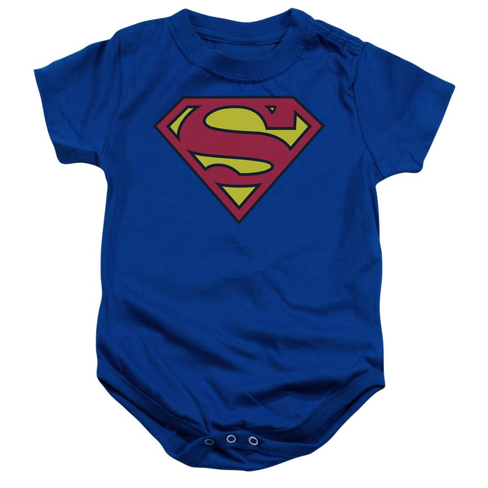 superman-classic-logo-infant-snapsuit-in-blue