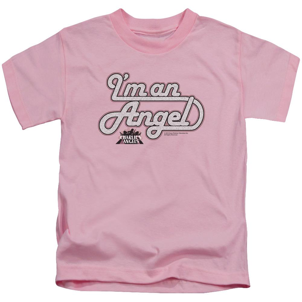 charlie's-angels-i'm-an-angel-kids-t-shirt-in-pink