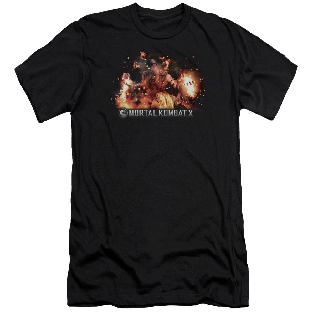 mortal-kombat-x-scorpio-flames-premium-canvas-brand-t-shirt-in-black