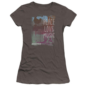 woodstock-peace-love-music-dove-sitting-on-a-guitar-handle-premium-bella-brand-t-shirt-in-charcoal