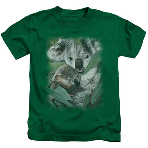 mother-koala-bear-holding-a-baby-koala-bear-kids-t-shirt