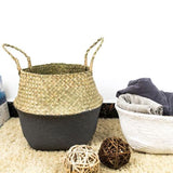 Rattan Handmade Basket Flower Pot