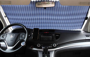 TempDrop™ - Retractable Car Visor