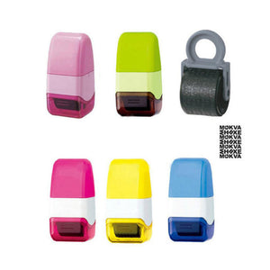 ID Roller Self-Inking Stamp Security