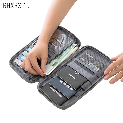 Passport Cover Organizer Travel accessories
