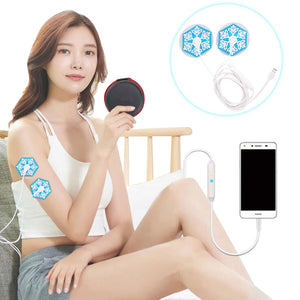 Mobile Electrical Muscle Stimulation Massager