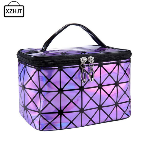 Cosmetic Travel Organizer with Zipper