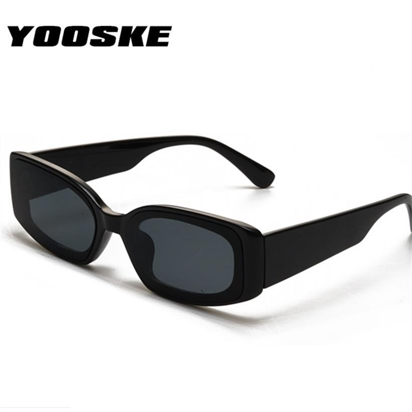 Rectangle Cat Eye Sunglasses